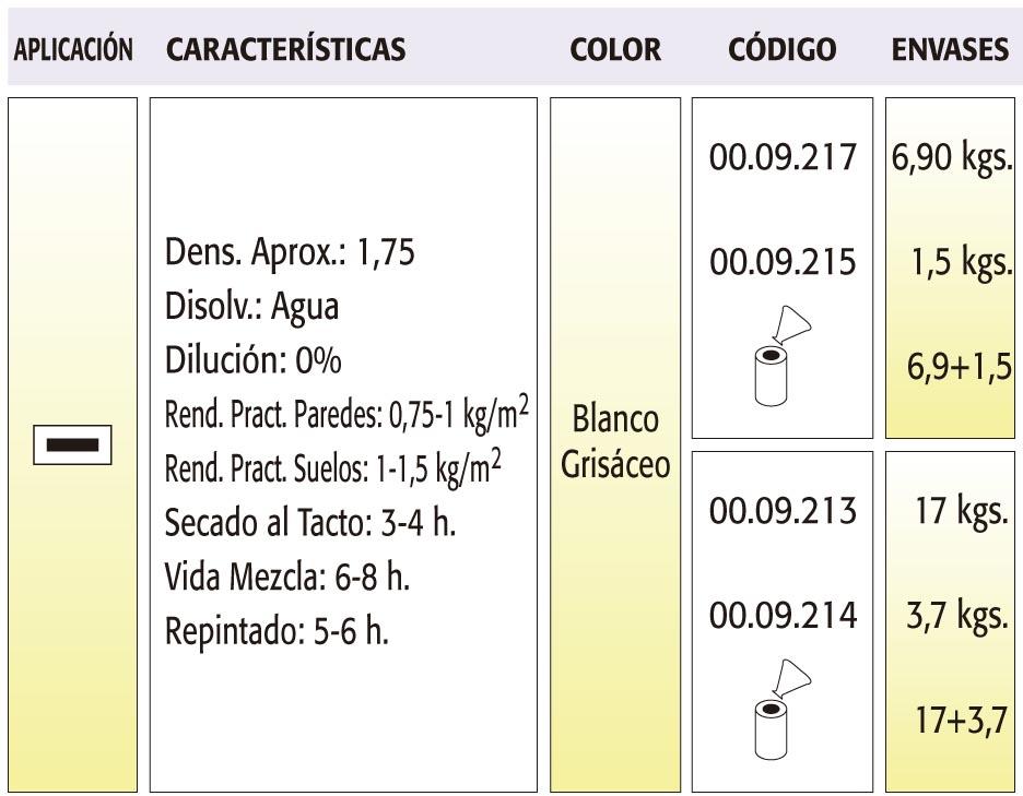tarifa DECOR TECNIC#A21CE7.fh11
