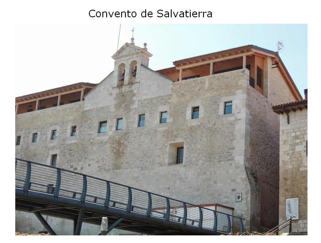 Convento Salvatierra.Alava