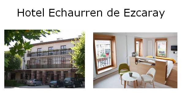 Hotel Echaurren Ezcaray (1)